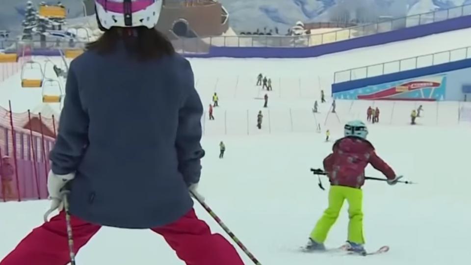 王健林冰雪王國! 號稱全球最大室內雪場
