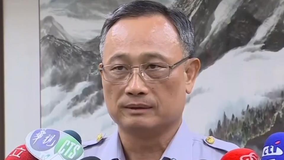 陞任警政署長 陳家欽:全力以赴無縫接軌