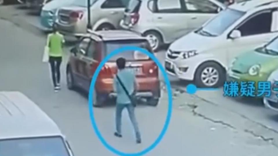 感情糾紛! 幼教師被尾隨 遭射釘槍爆頭慘死