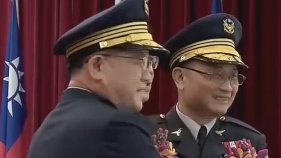 陳國恩卸任 陳家欽接任警政署長