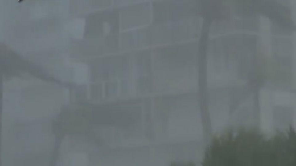 超級颶風瑪麗亞來襲 波多黎各全島斷電