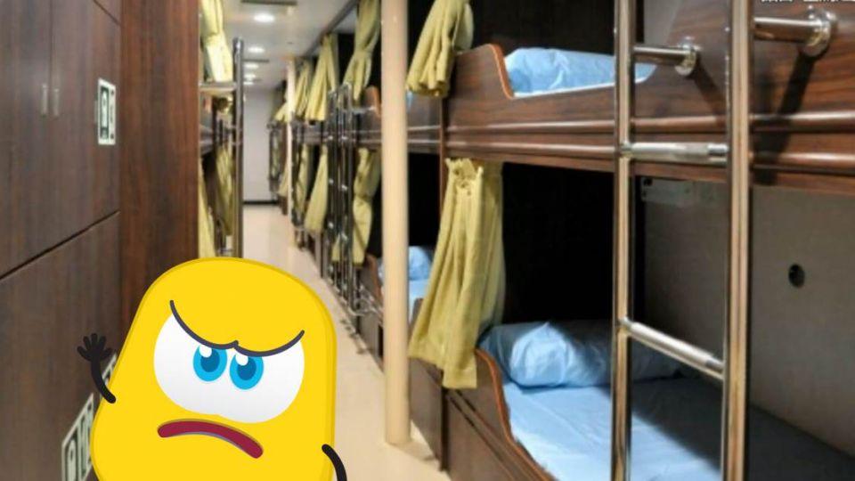 郵輪奧客「床上便溺」還用窗簾擦屁股…女服務生崩潰哭下船