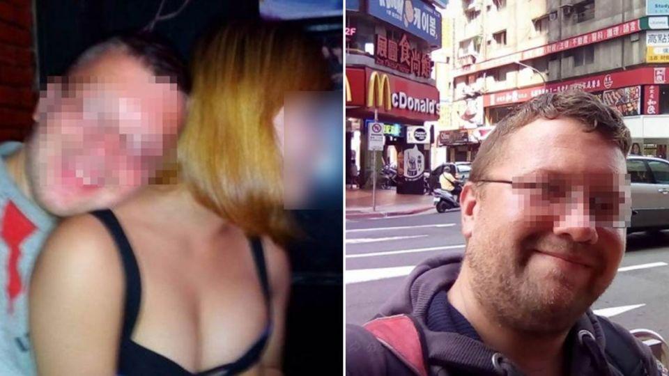 「白天乞討、晚上召妓」德象腿男騙錢遭黑單…現在來台灣了!