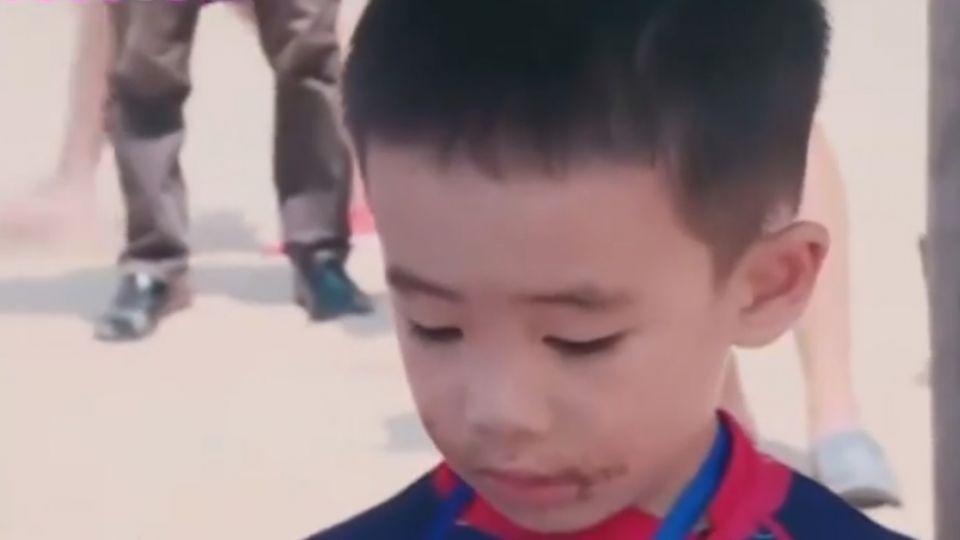 陳小春好兇 應采兒曝「兒子不想錄實境秀」