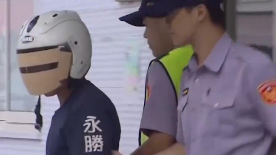 竊賊遭逮不滿 出獄滿月持空氣槍恐嚇被害人