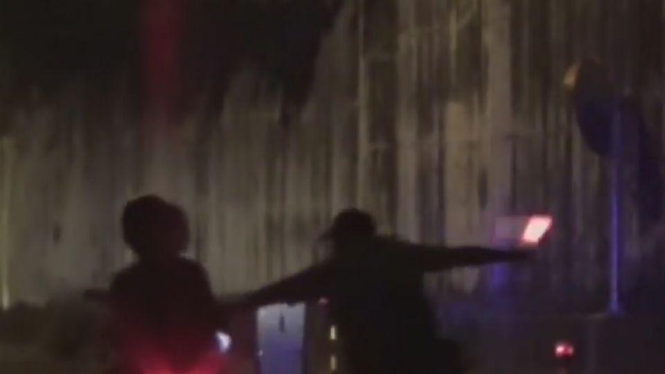 移工酒駕拒攔檢撞警 所長倒地頭破血流