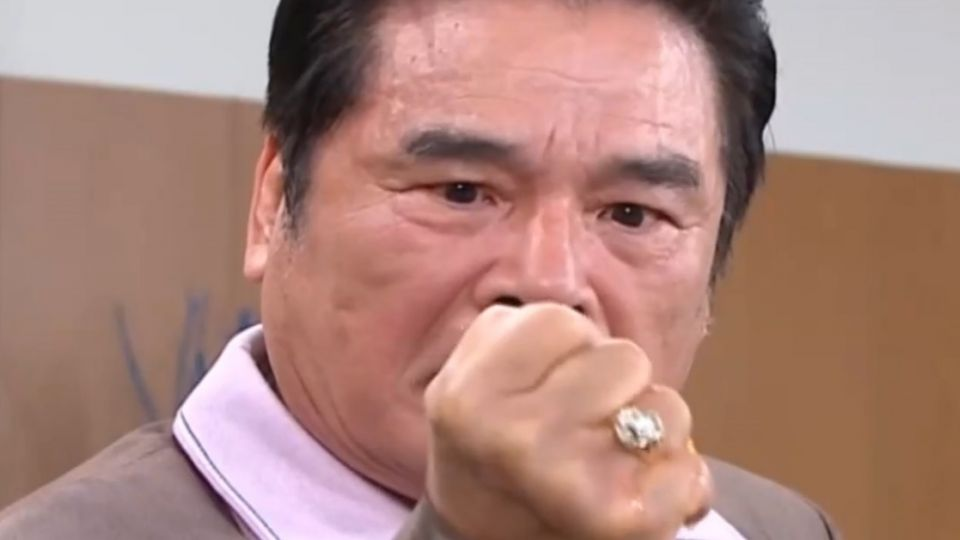 雷洪再現「爆橘拳」 網友虧爆橘升級2.0