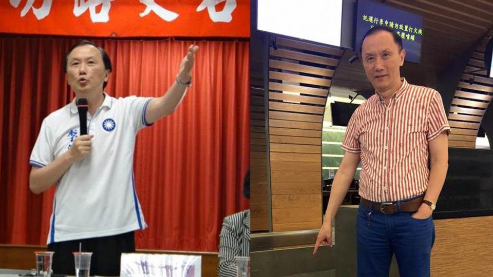 快訊/台北市議員李新 清晨驚傳墜樓身亡…前妻哭倒