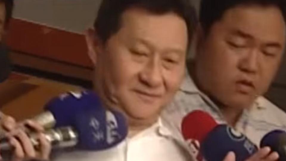 太電案判3年今發監 孫道存北檢報到臉色鐵青