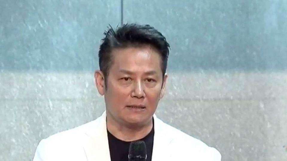 【影片】五字經狂轟唐從聖挨批 徐乃麟親上火線道歉:可能更年期到了