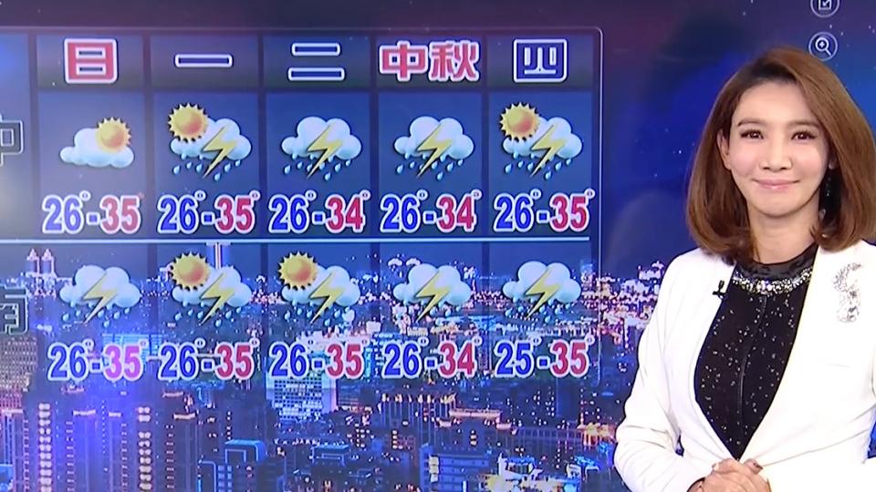 【2017/09/30】高壓籠罩全台 各地天氣回穩