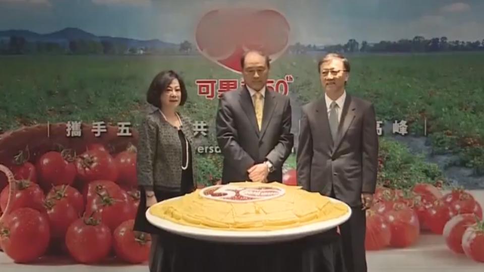 蕃茄醬美味關鍵 企業職人精神慶50周年