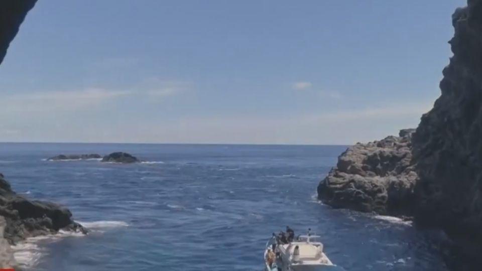 世界潛水大師「潛」進綠島 海景優美讚聲連連