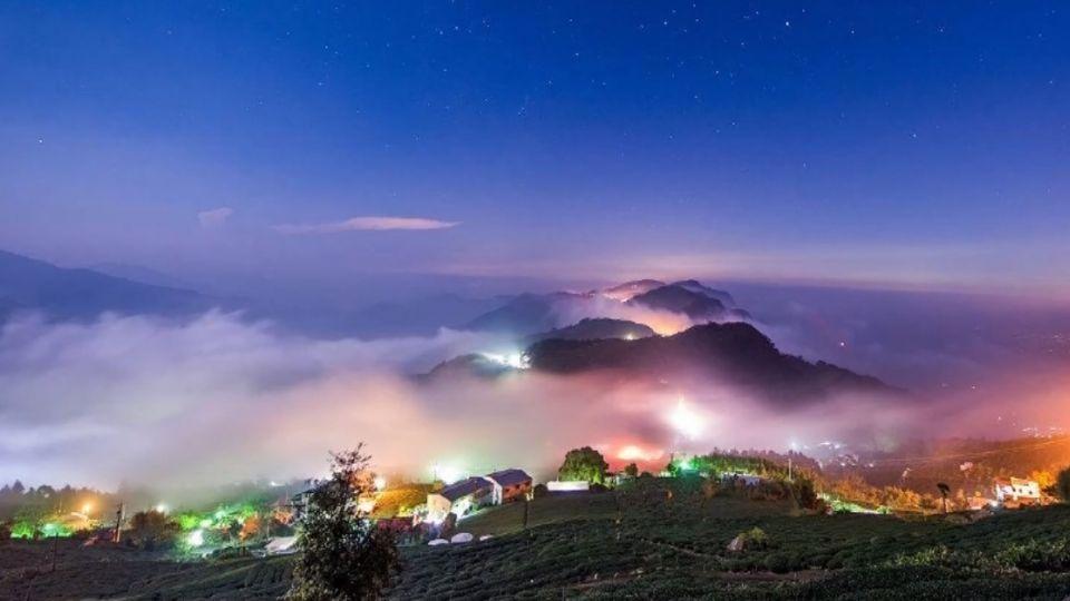 秋冬限定私房美景 「頂石棹」雲瀑琉璃光節