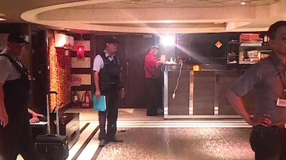 頻遭查獲開毒趴 中山區兩旅館遭勒令停業