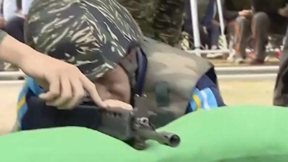飛來橫禍?工人遭軍方打靶流彈擊中送醫