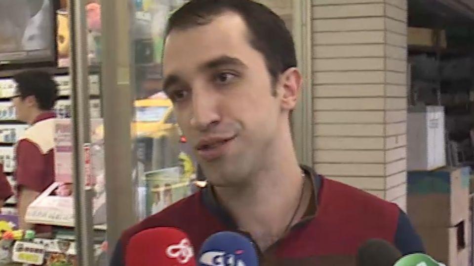 連兩天爆打警恐再犯 伊朗男收押