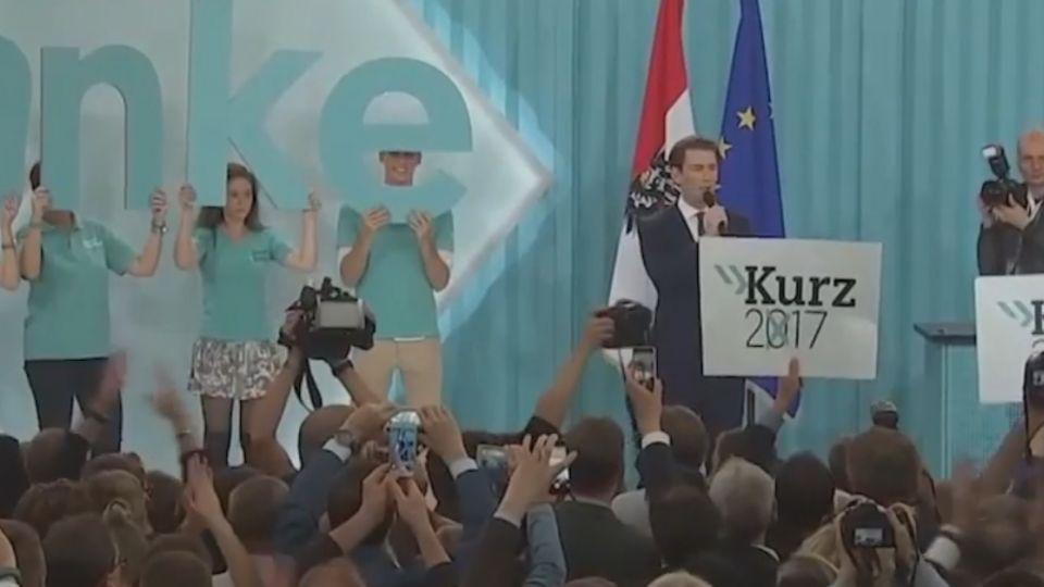 全球最年輕總理 奧地利31歲「鐵心王子」將組閣