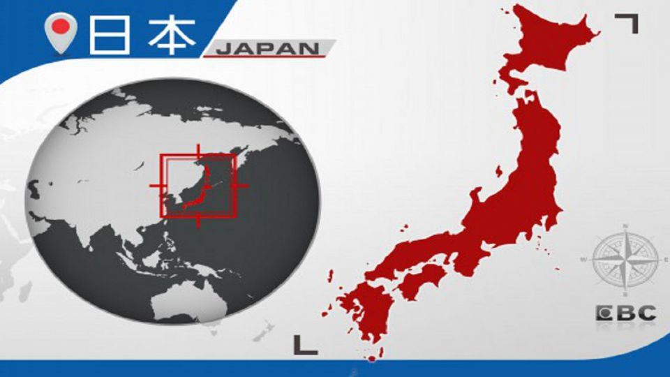 蘭恩颱風縱貫狂掃日本 造成5死.90傷
