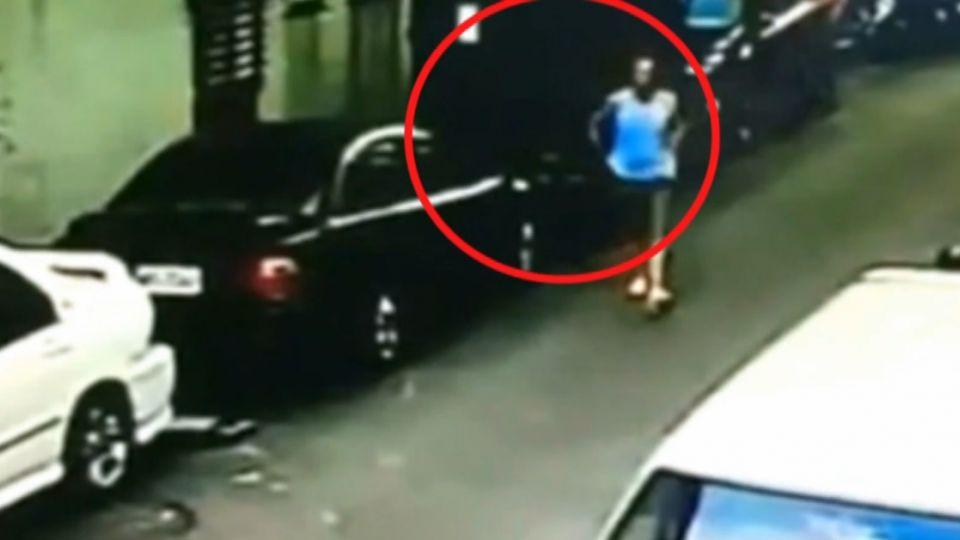 鄰居開車險撞愛狗 翁兩度偷刺輪胎報復