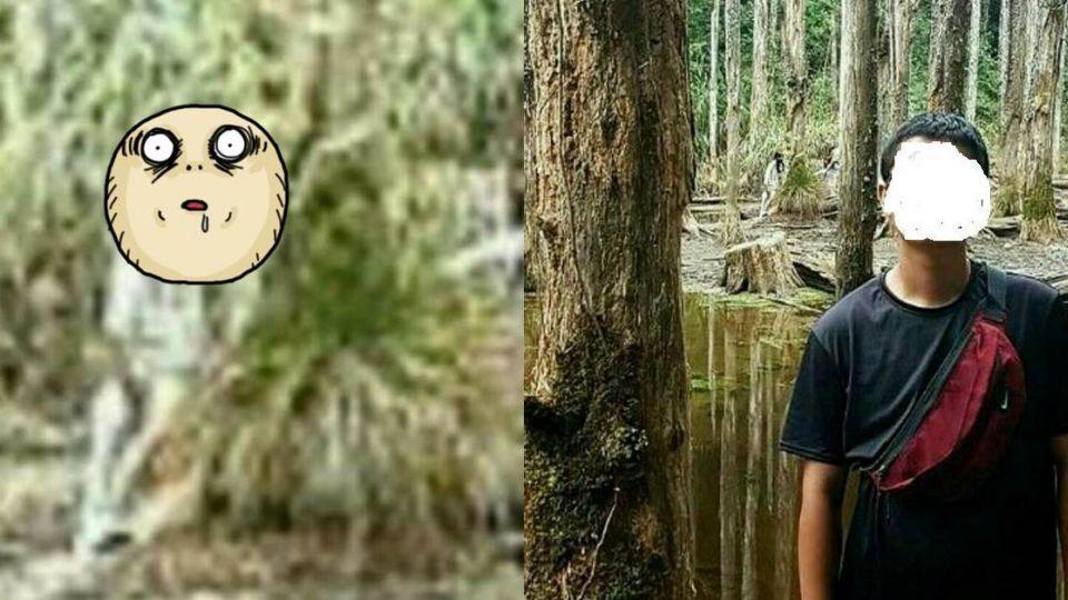忘憂森林見「2白衣女」…他「驚到」暴瘦18公斤 真相大逆轉