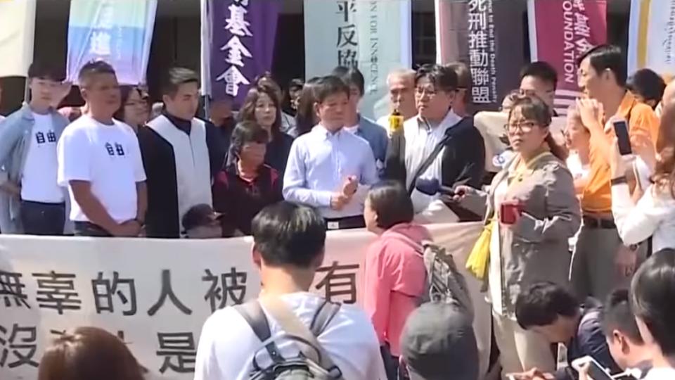 鄭性澤殺警無罪 告白死者兒:你爸爸不是我殺的