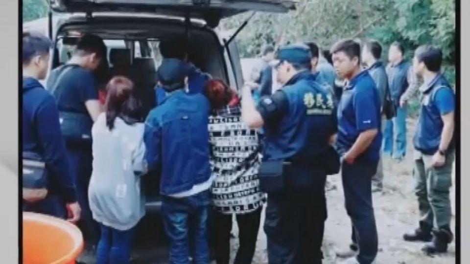 檳榔業者非法販運22移工 虐打囚禁遭逮