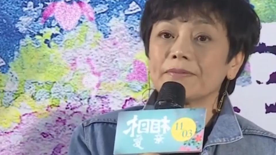 破金馬獎提名紀錄張艾嘉現身北京談心情