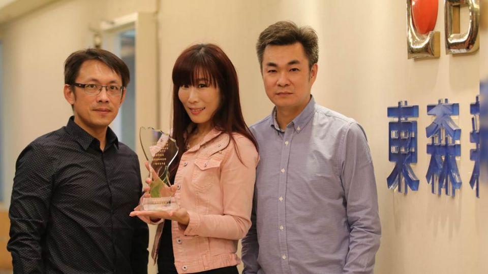 【捷報】東森新聞「聚焦全世界」 獲台達能源與氣候特別獎