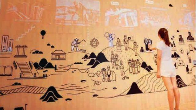 好玩又好拍!桃園公民會館「3D模擬城市」打造專屬記憶