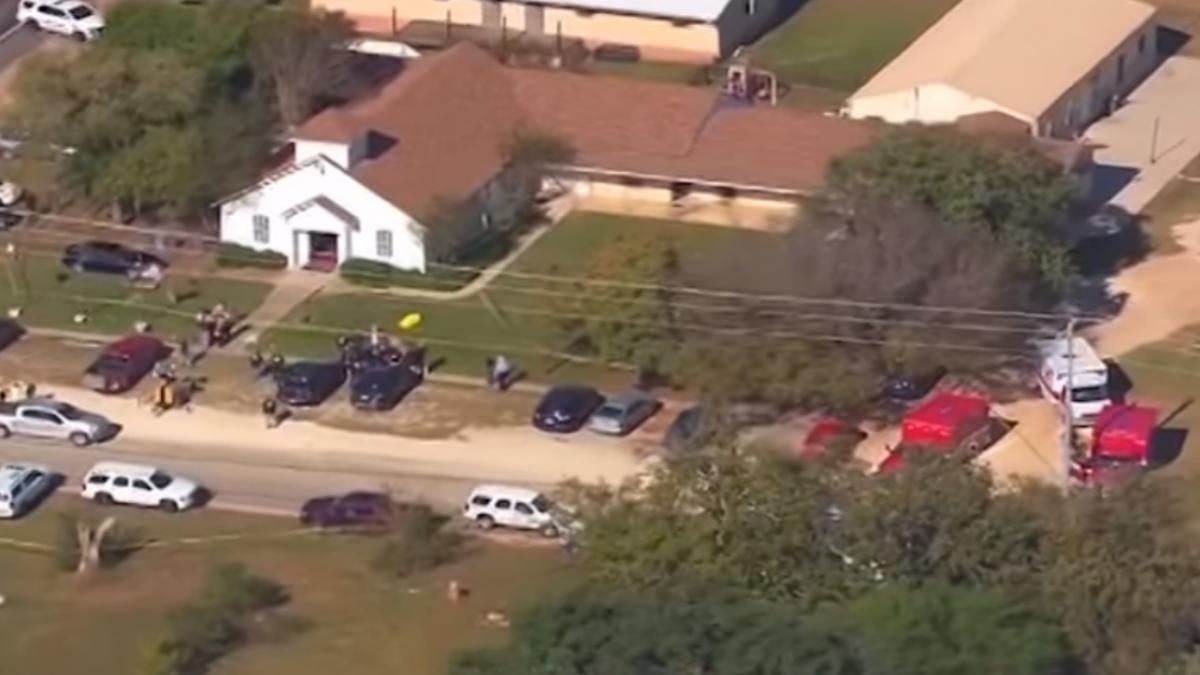 德州近期史上最慘槍擊案 凶嫌血洗教堂26死