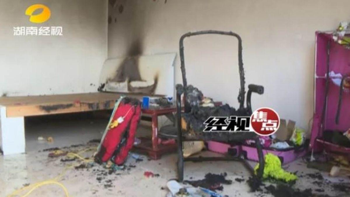 手機枕邊「充電整晚」釀大火!3歲兒1歲女雙雙夭折
