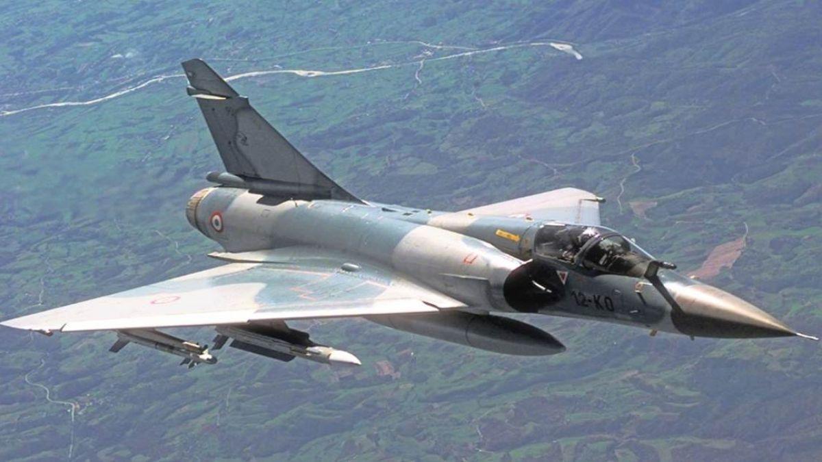 買幻象戰機竟成空軍夢魘?! 美法坑殺下的台灣空中危機