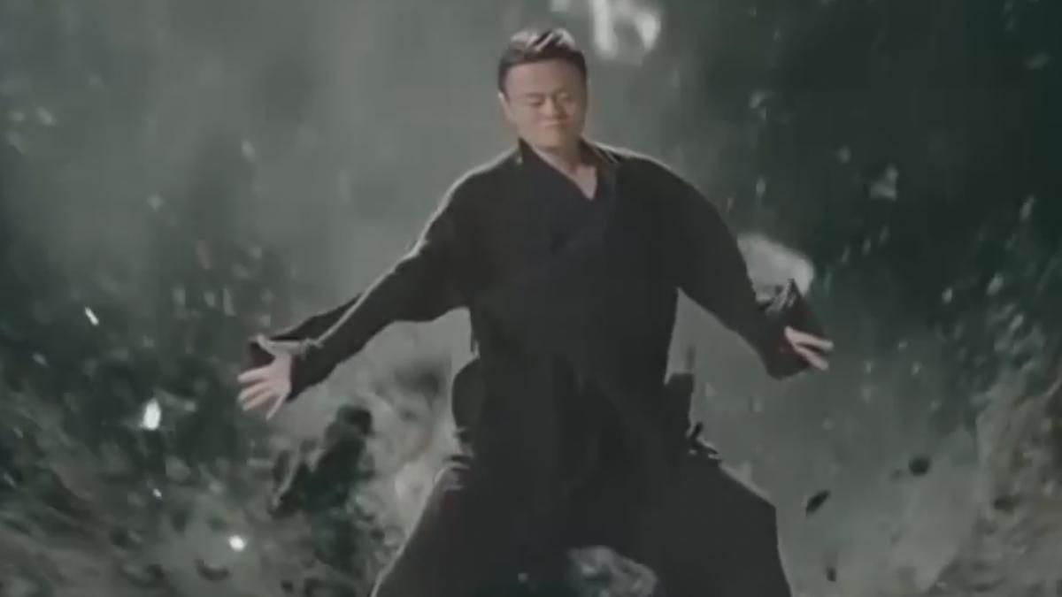 有錢霸氣!馬雲推功夫電影 打趴李連杰、甄子丹
