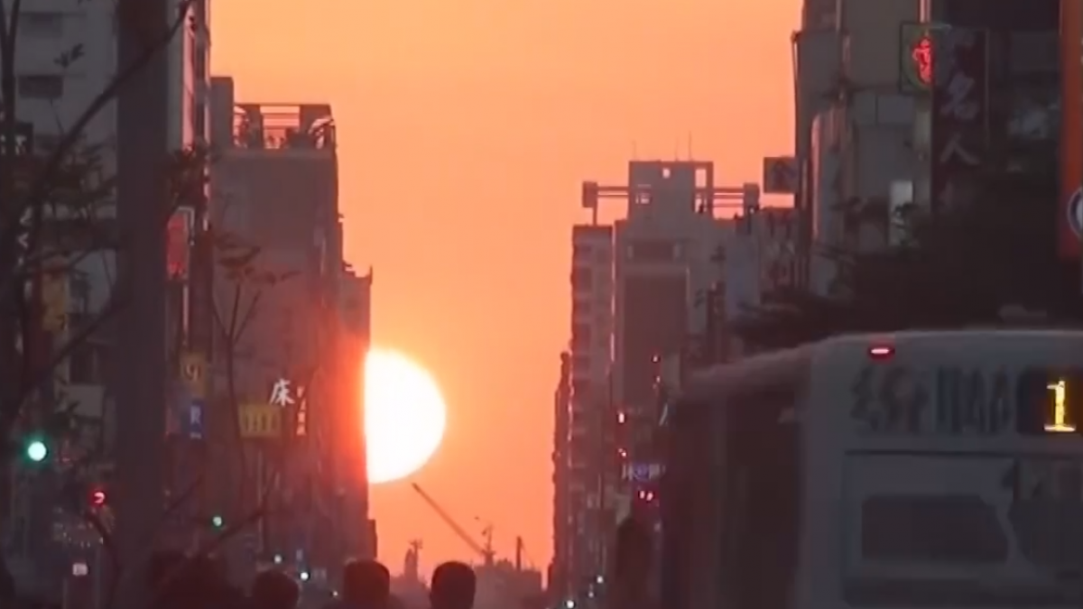 高雄「曼哈頓懸日」登場 封街3小時卡位戰