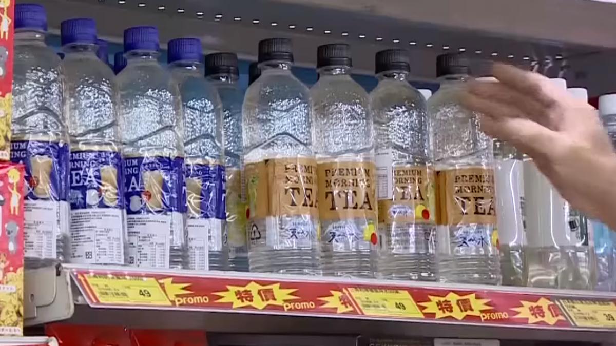 日本超夯「透明奶茶」 台灣開賣引民眾搶購