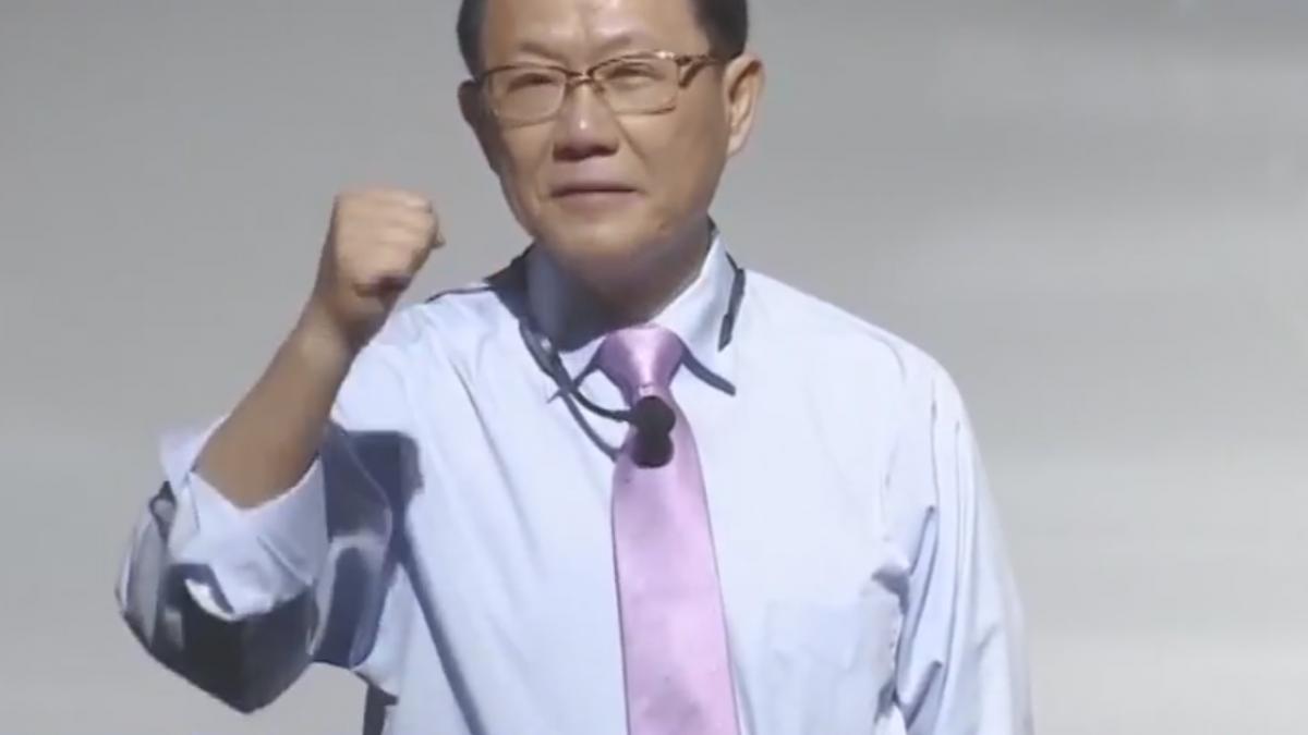 丁守中「五度」宣布參選北市長 蔣萬安樂觀看待