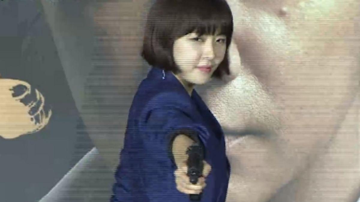 河智苑新戲扮女殺手 被讚「女版周潤發」
