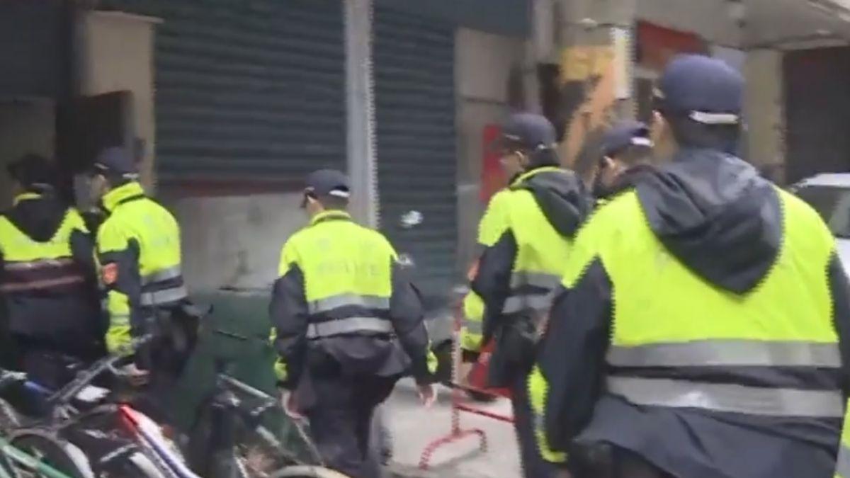 警政機關動員清查違建 直擊移工蝸居