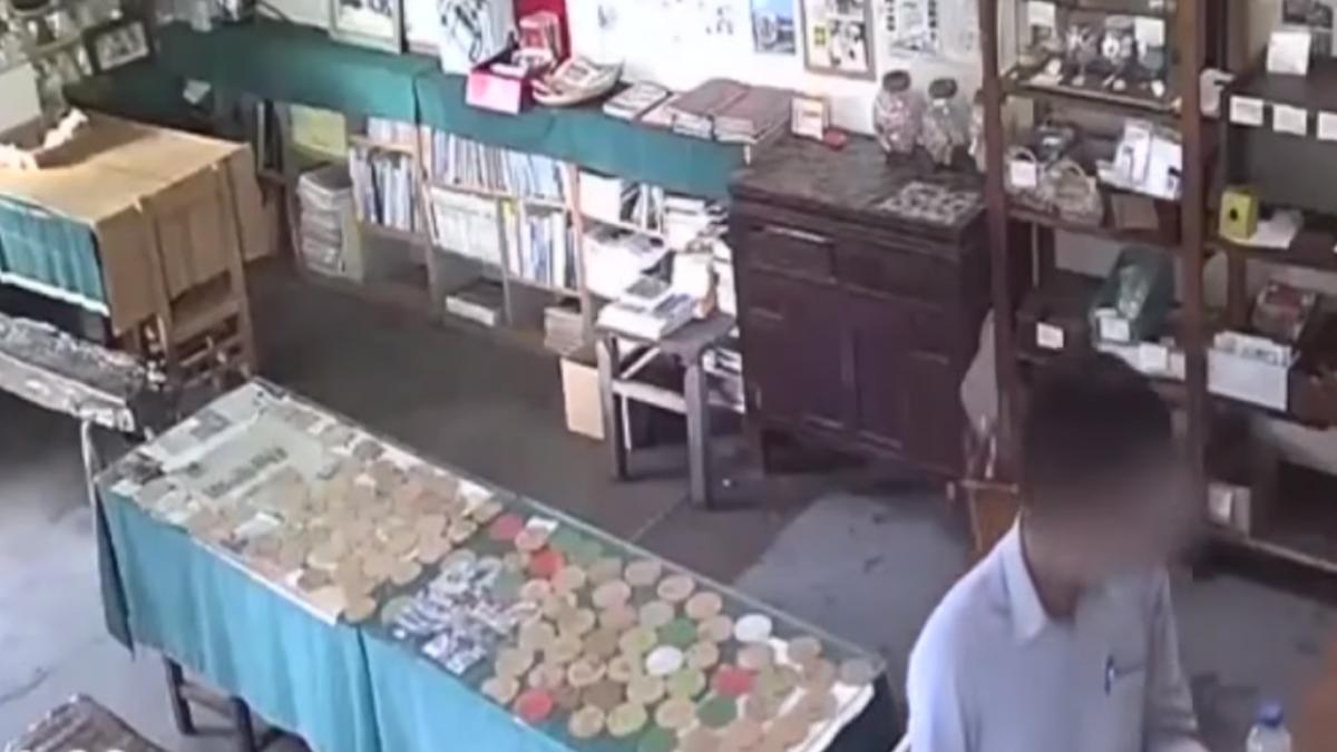 「誠實商店」頻遭竊 監視器逮2賊店家不姑息