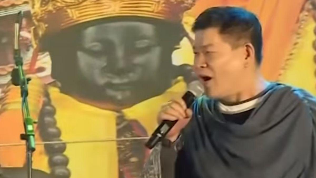 清水祖師文化節活動 煙火、樂團表演吸人氣
