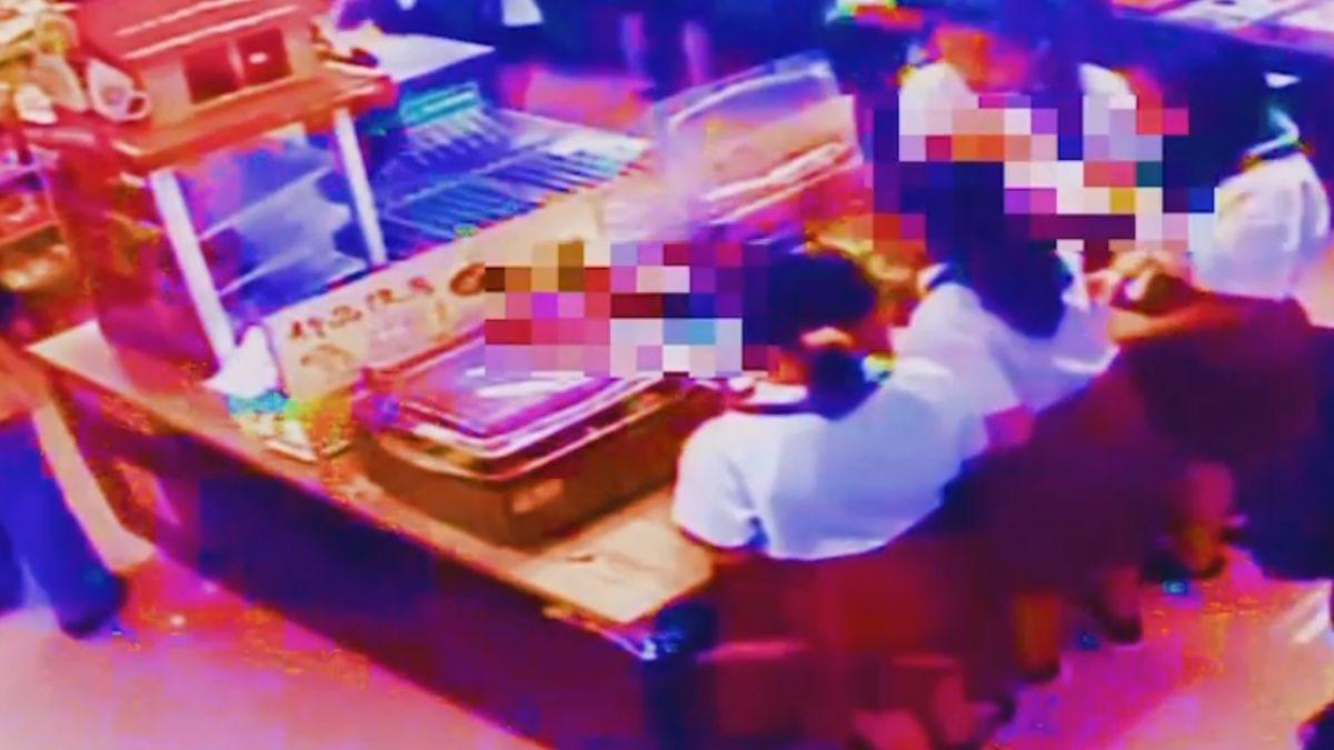 學校保全變「攝狼」 超商拍國中女生裙下遭逮