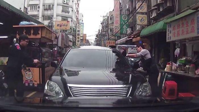 孝順7歲女童幫母收攤遭撞死 通緝毒男竟高喊「不要停車!」