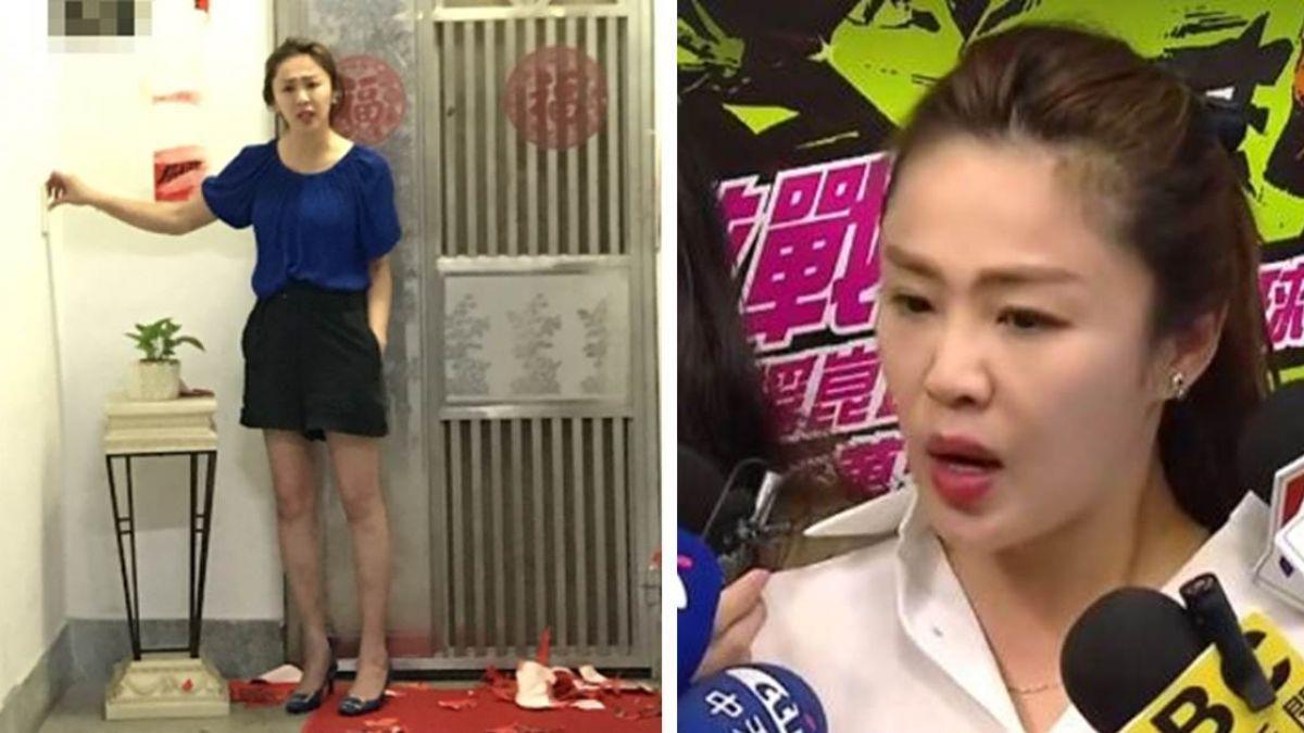 曖昧糾葛30年?張碩文妻嗆:永遠被拒絕 李婉鈺再反擊
