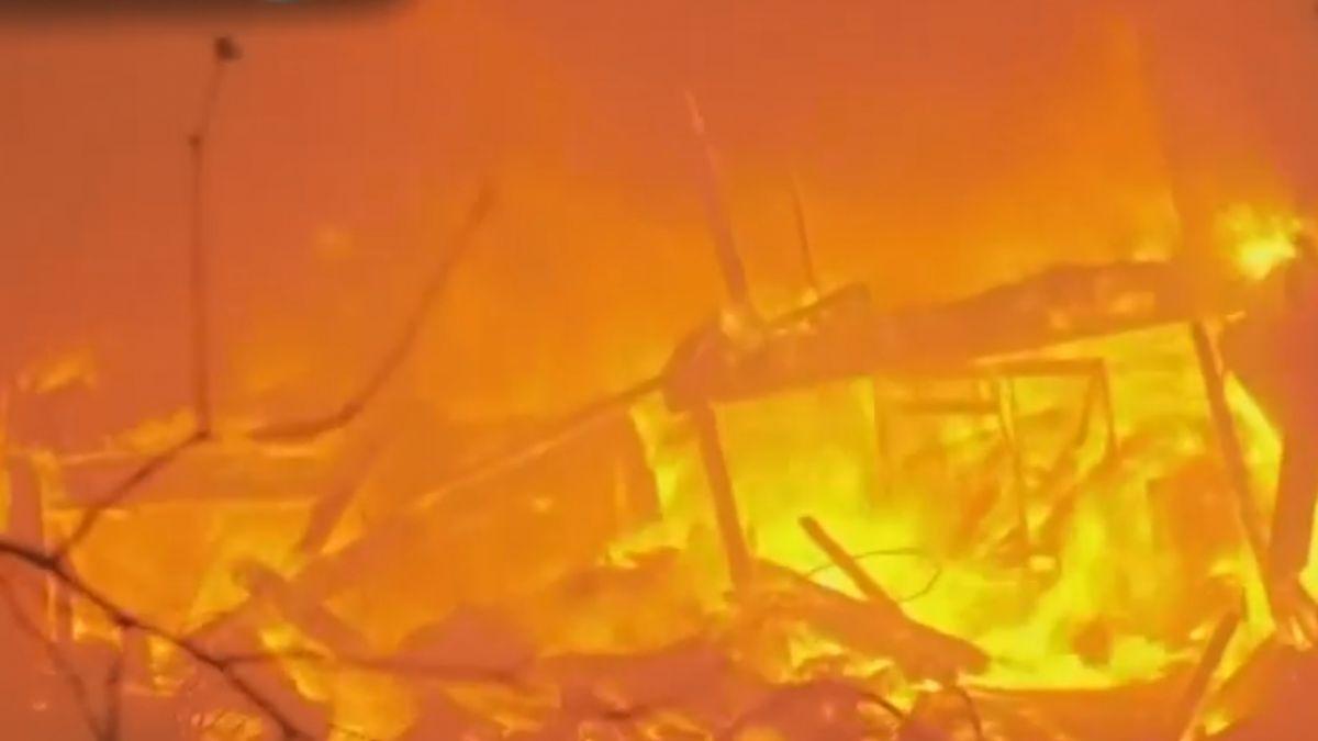 南加州森林野火失控釀一死 近3萬人撤離