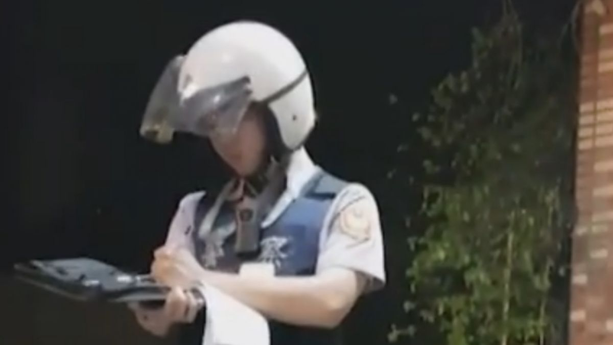 酒駕反控警闖屋栽贓 警出示電眼+密錄器打臉