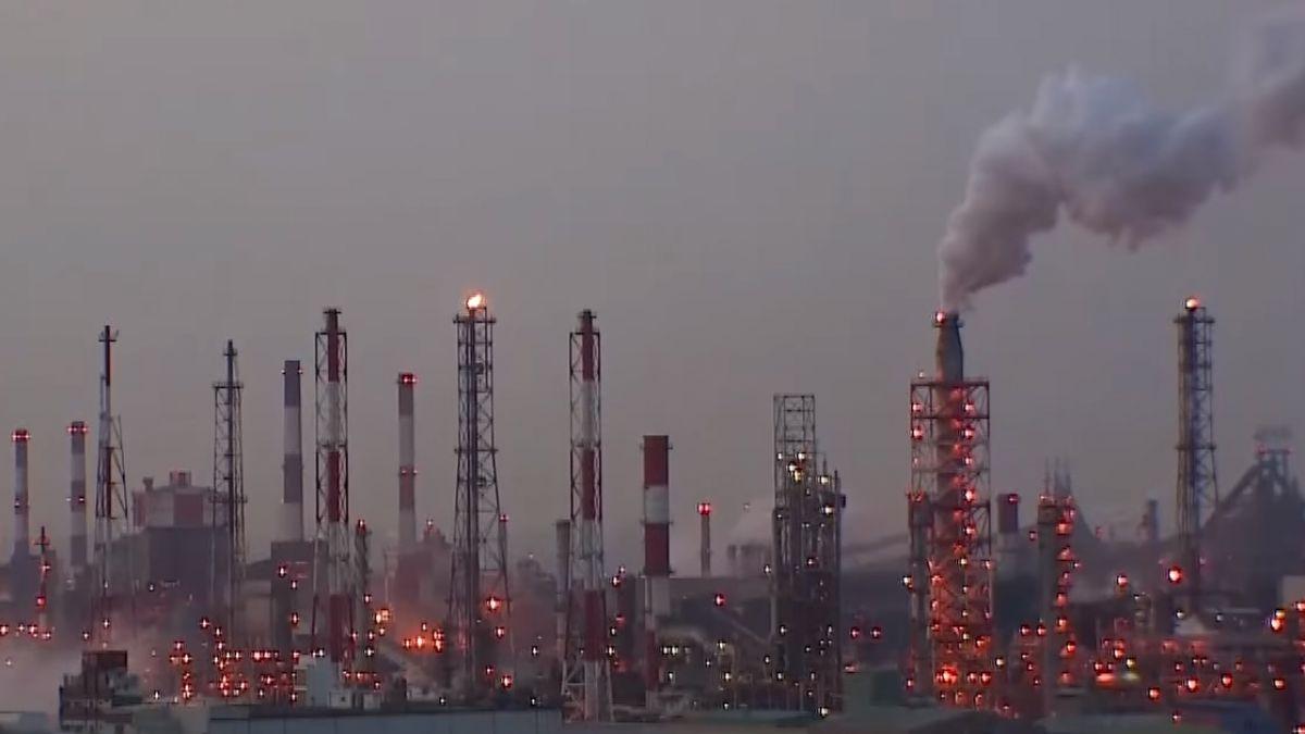 空汙來源! 臨海工業區硫化物全國之冠