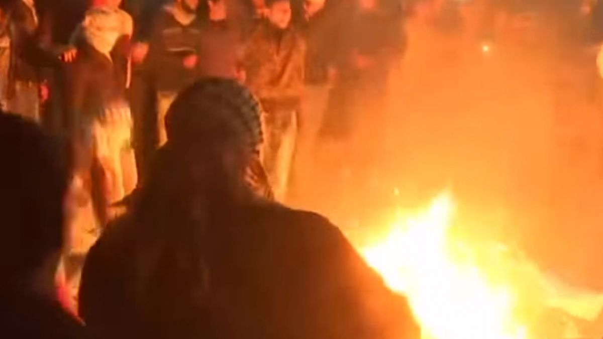 川普承認耶路撒冷 巴勒斯坦人悲憤暴動