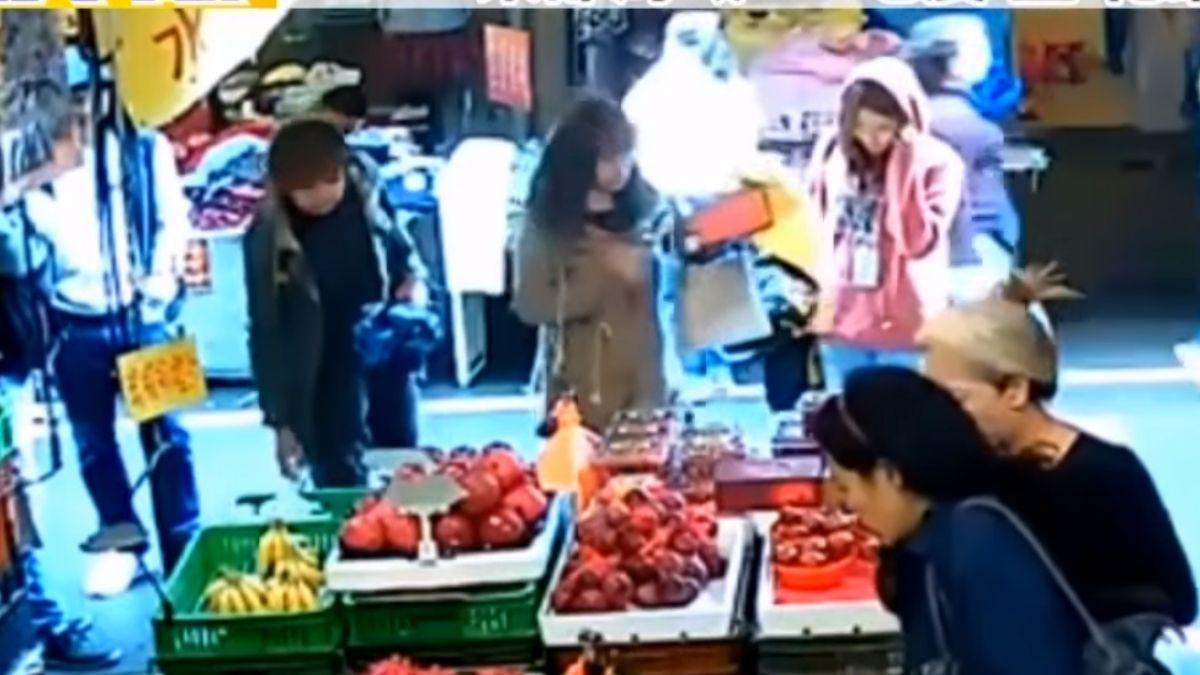 3外籍嫌來台當扒手 專業分工 30秒偷手機錢包
