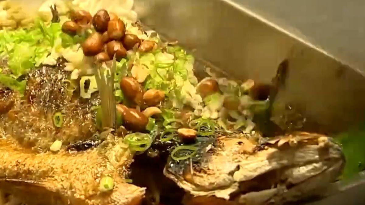 廣西風味烤魚台灣吃的到 口味獨特